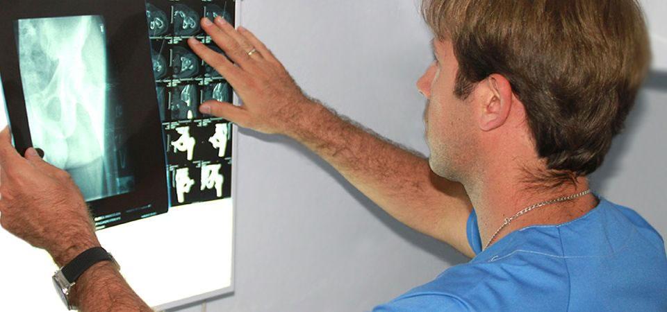 Consulta traumatología Granada